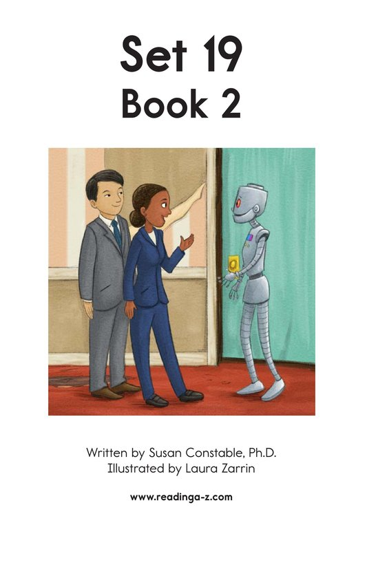 Book Preview For Decodable Passages Set 19 Book 2 Page 2