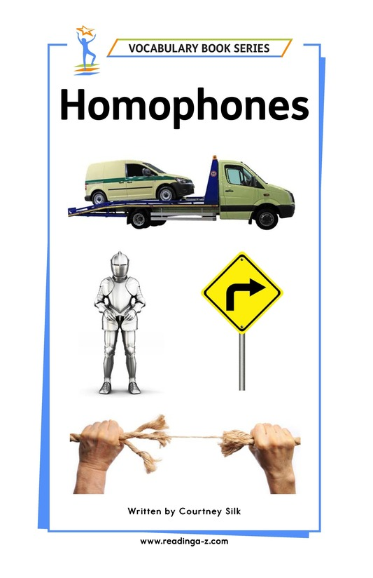 Book Preview For Homophones Page 1