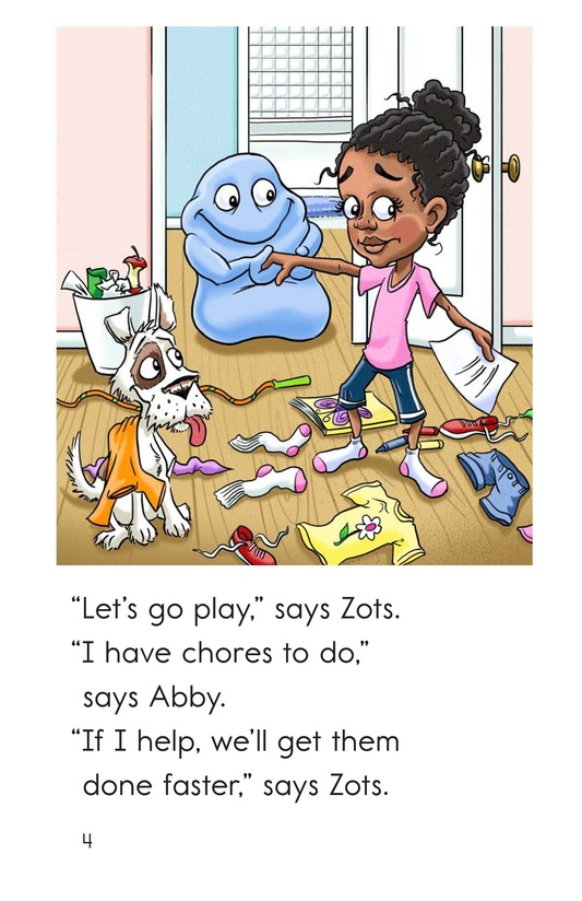 Book Preview For Zots Helps Out Page 4