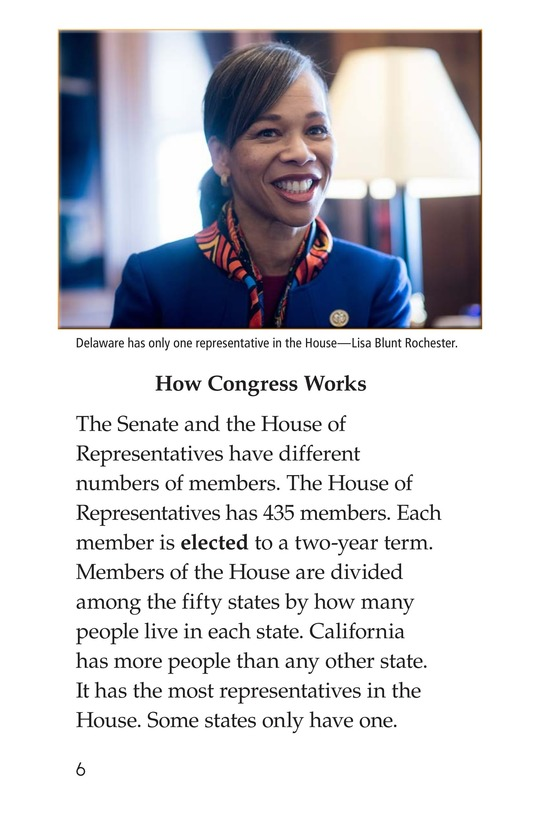 Book Preview For The Legislative Branch Page 6