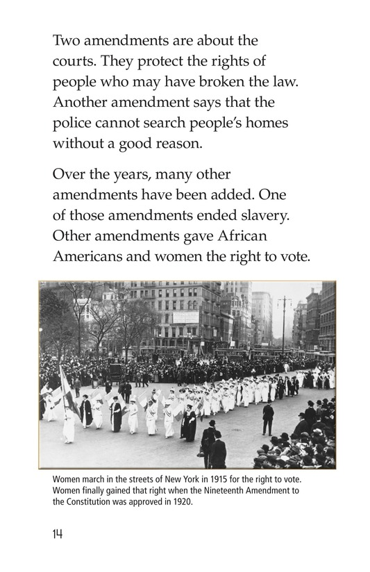 Book Preview For The U.S. Constitution Page 14