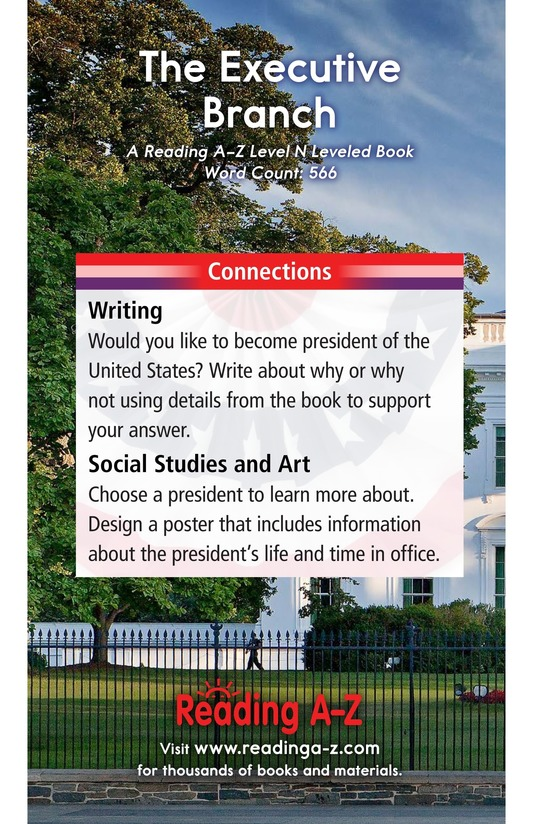 Book Preview For The Executive Branch Page 17