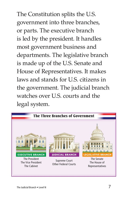 Book Preview For The Judicial Branch Page 7