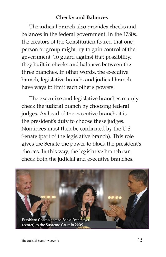 Book Preview For The Judicial Branch Page 13