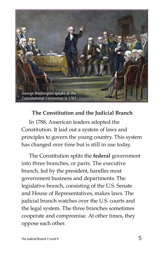 Book Preview For The Judicial Branch Page 5