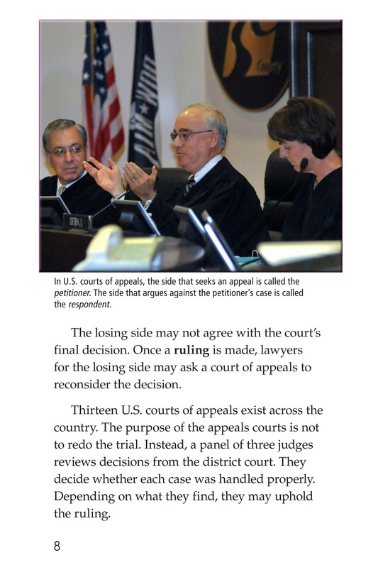 Book Preview For The Judicial Branch Page 8