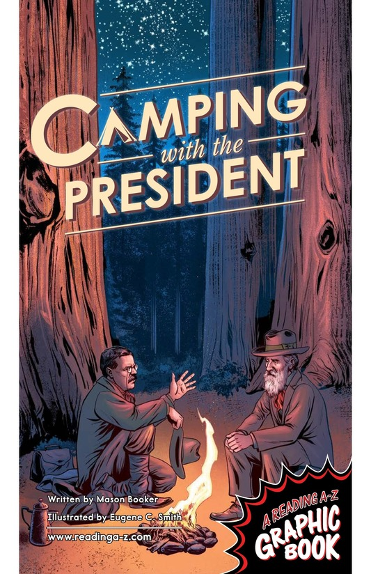 Book Preview For Camping with the President Page 1