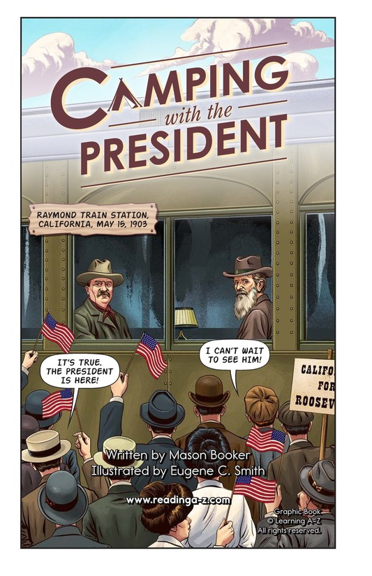 Book Preview For Camping with the President Page 2