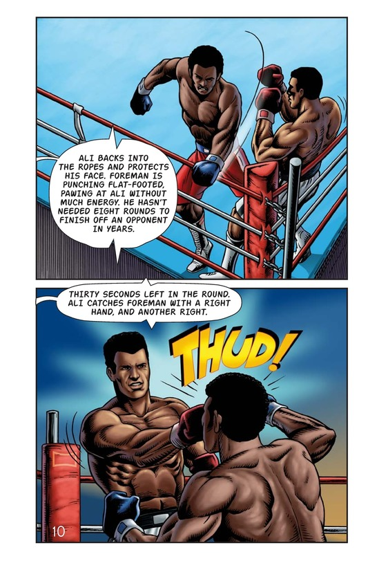 Book Preview For The Rumble in the Jungle Page 11