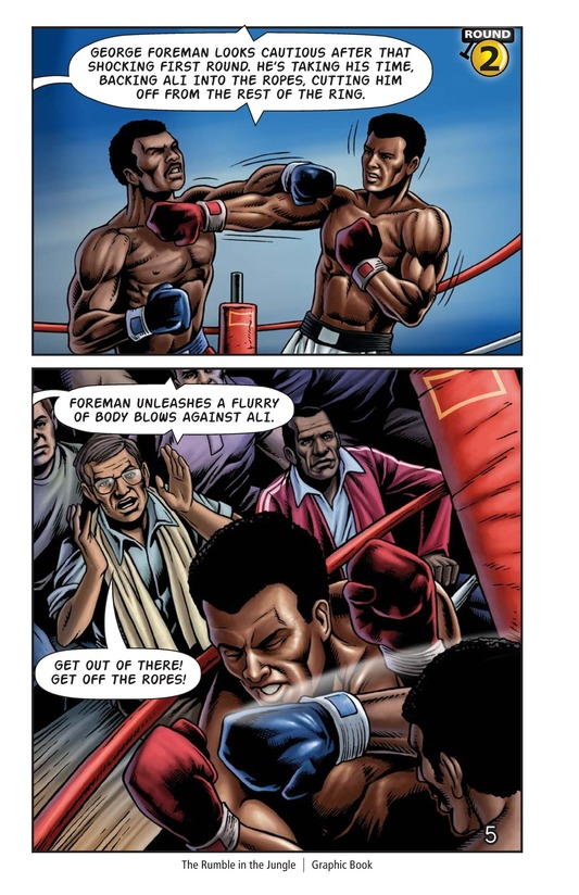 Book Preview For The Rumble in the Jungle Page 6