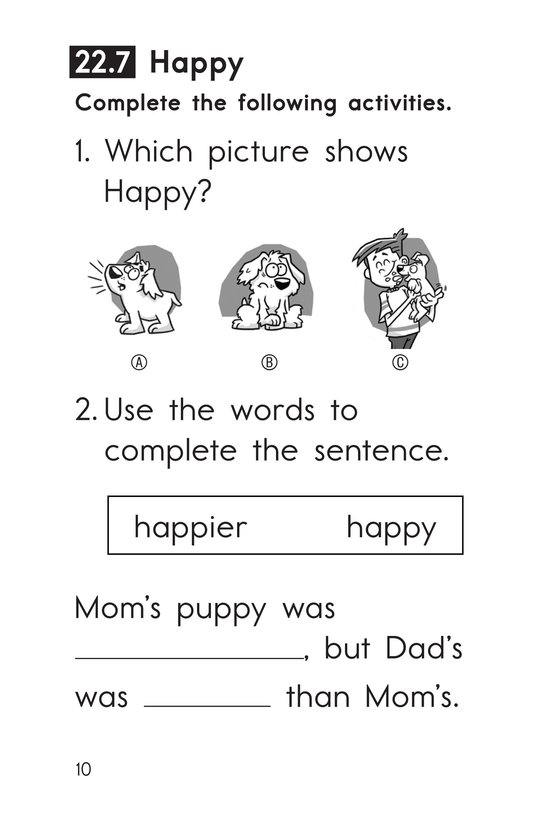 Book Preview For Decodable Passages Set 22 Book 2 Page 10