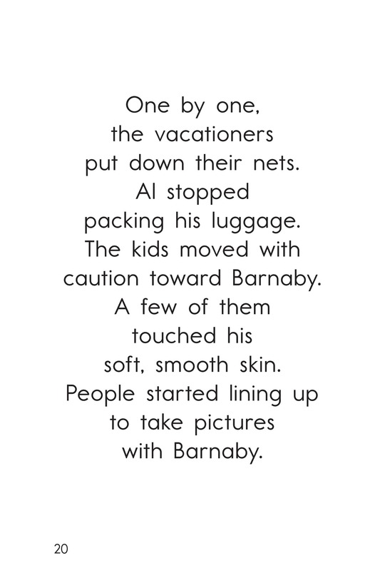 Book Preview For Decodable Passages Set 24 Book 2 Page 20