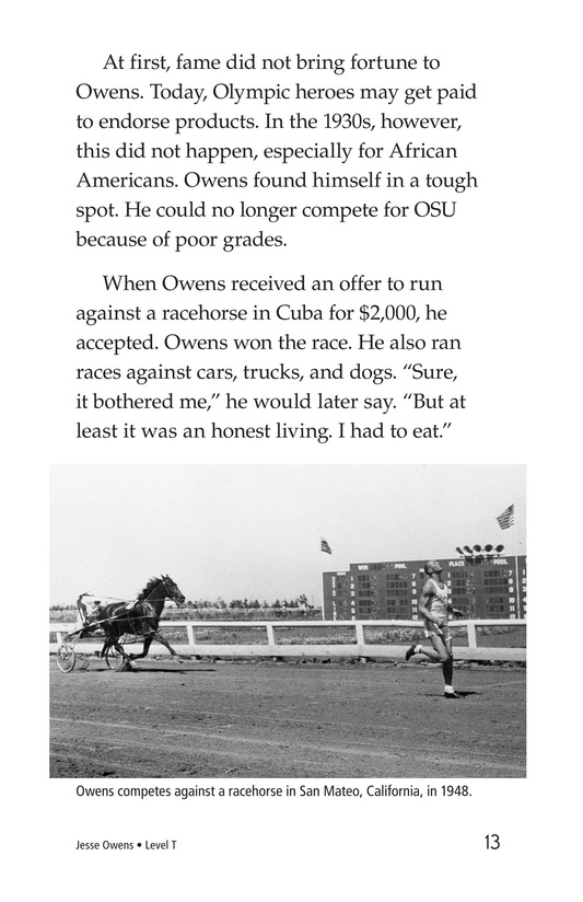 Book Preview For Jesse Owens Page 13