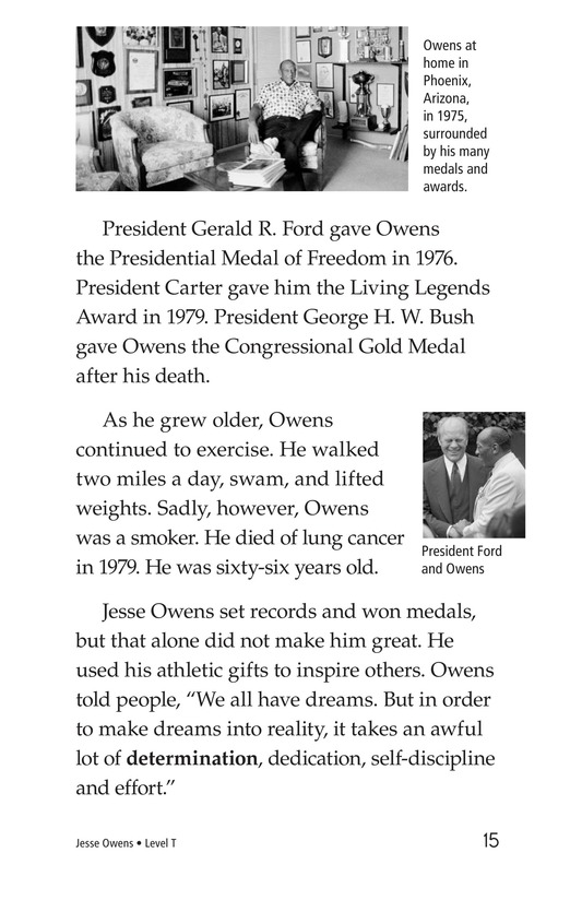 Book Preview For Jesse Owens Page 15