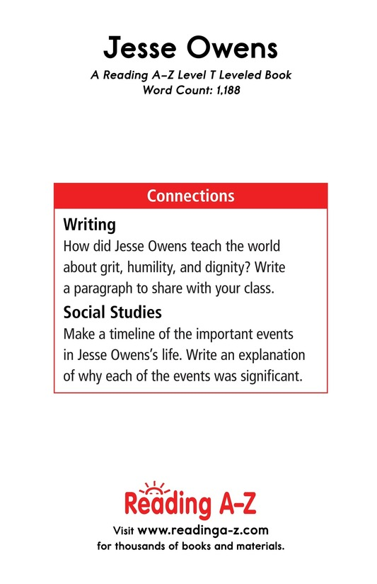 Book Preview For Jesse Owens Page 17