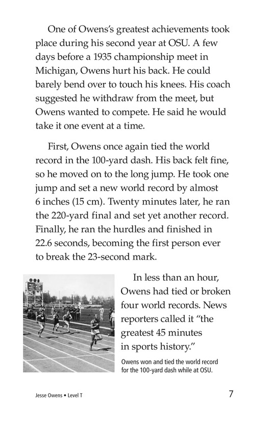 Book Preview For Jesse Owens Page 7