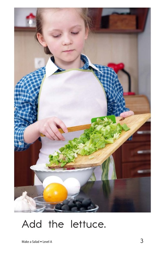 Book Preview For Make a Salad Page 3