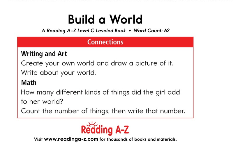 Book Preview For Build a World Page 11