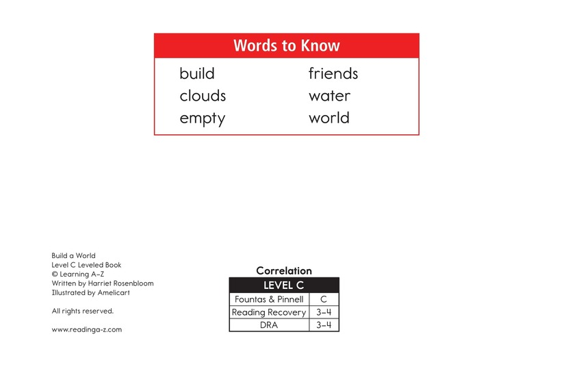 Book Preview For Build a World Page 2