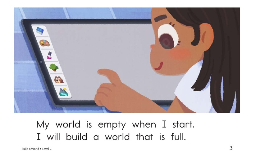 Book Preview For Build a World Page 3
