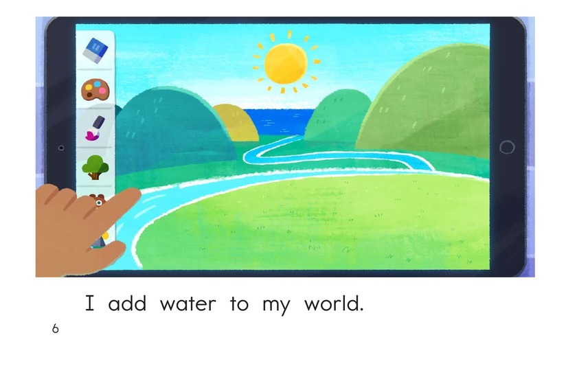 Book Preview For Build a World Page 6