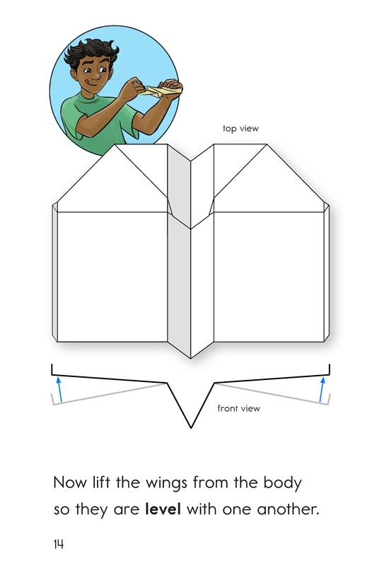 Book Preview For How To Make a Paper Airplane Page 14