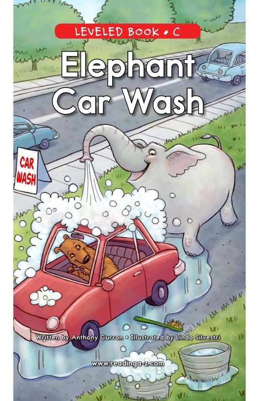 Book Preview For Elephant Car Wash Page 0