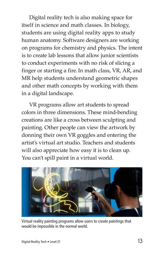 Book Preview For Digital Reality Tech Page 13