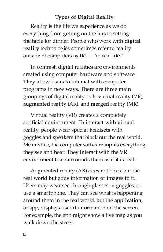 Book Preview For Digital Reality Tech Page 4