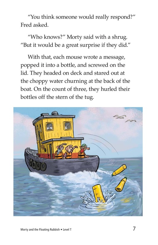 Book Preview For Morty and the Floating Rubbish Page 7