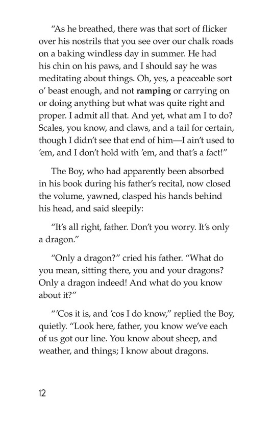 Book Preview For The Reluctant Dragon (Part 1) Page 12