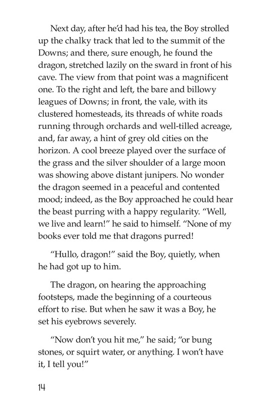 Book Preview For The Reluctant Dragon (Part 1) Page 14