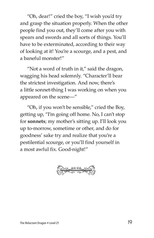 Book Preview For The Reluctant Dragon (Part 1) Page 19