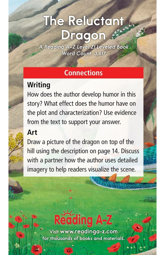 Book Preview For The Reluctant Dragon (Part 1) Page 21