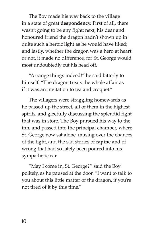 Book Preview For The Reluctant Dragon (Part 2) Page 10