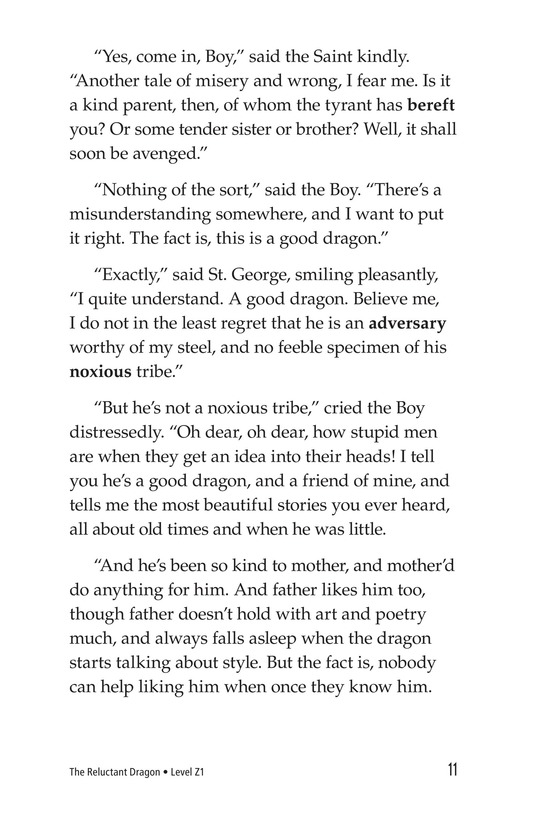 Book Preview For The Reluctant Dragon (Part 2) Page 11