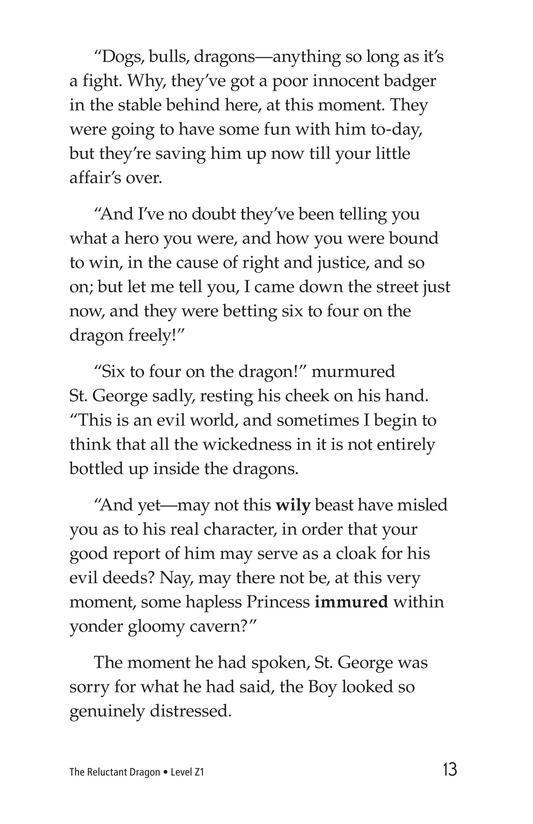 Book Preview For The Reluctant Dragon (Part 2) Page 13