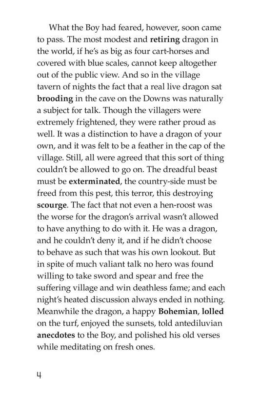 Book Preview For The Reluctant Dragon (Part 2) Page 4