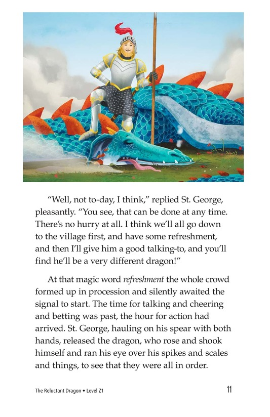 Book Preview For The Reluctant Dragon (Part 3) Page 11
