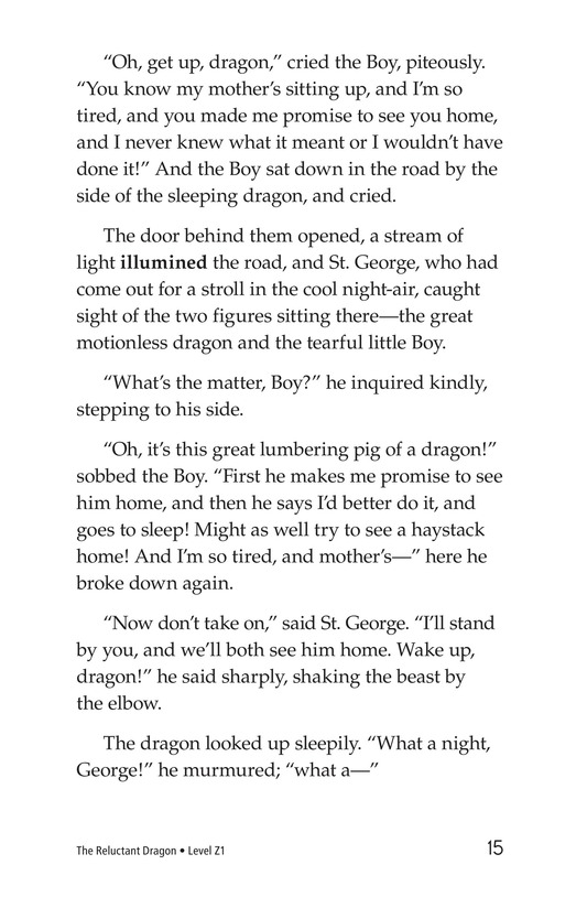 Book Preview For The Reluctant Dragon (Part 3) Page 15