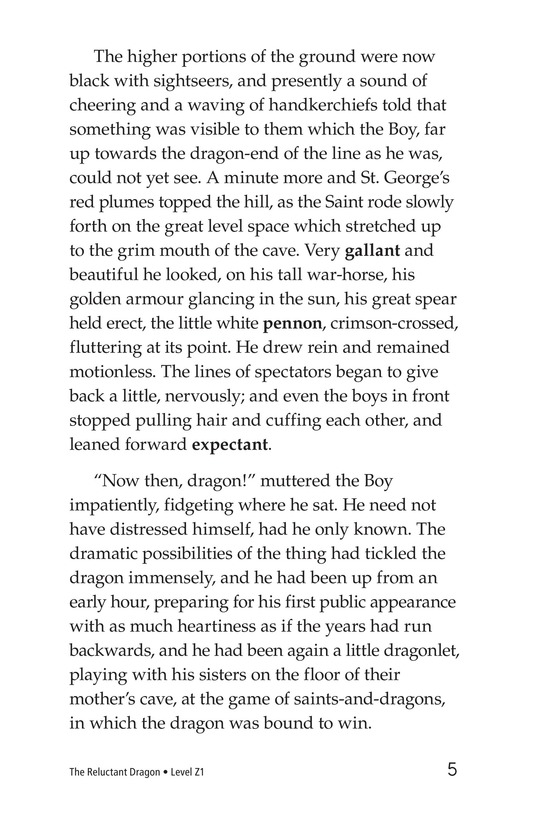 Book Preview For The Reluctant Dragon (Part 3) Page 5