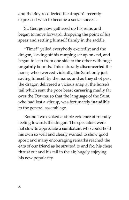 Book Preview For The Reluctant Dragon (Part 3) Page 8