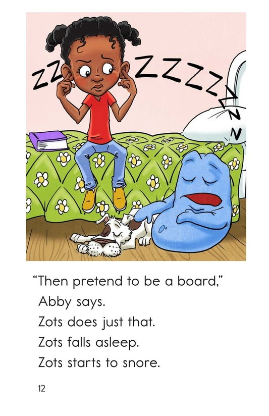Book Preview For Stop It, Zots! Page 12