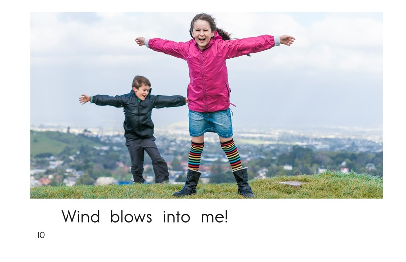 Book Preview For Wind Blows Page 10
