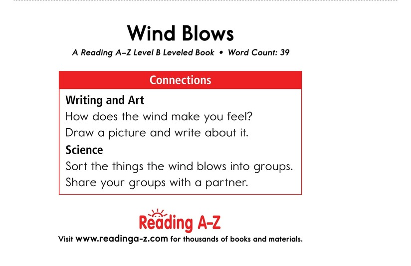 Book Preview For Wind Blows Page 11