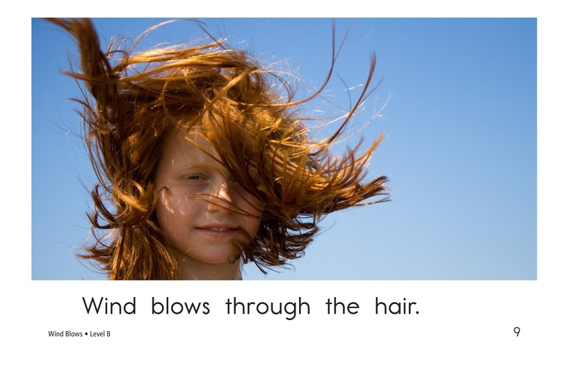 Book Preview For Wind Blows Page 9