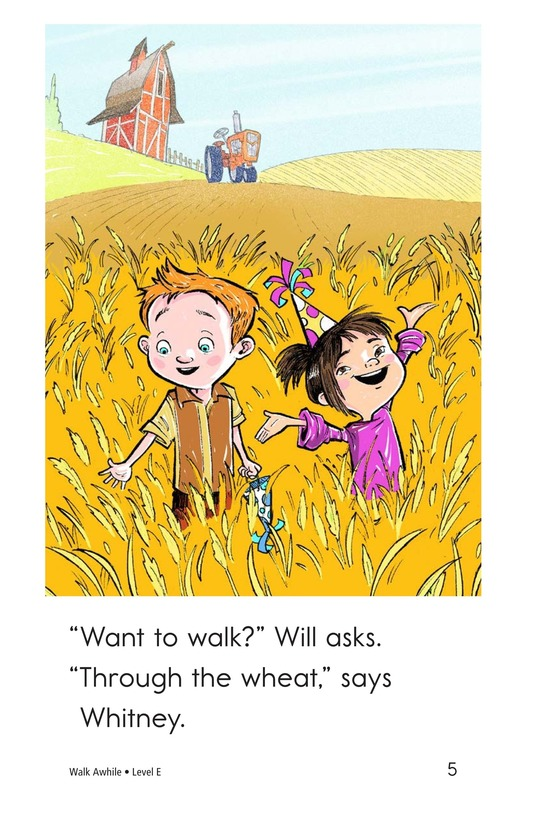 Book Preview For Walk Awhile Page 5