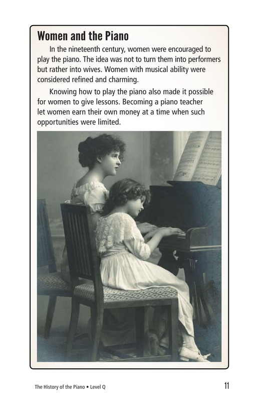 Book Preview For The History of the Piano Page 11