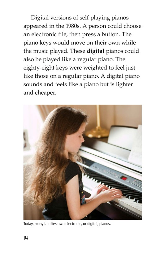Book Preview For The History of the Piano Page 14