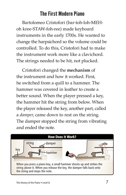 Book Preview For The History of the Piano Page 7